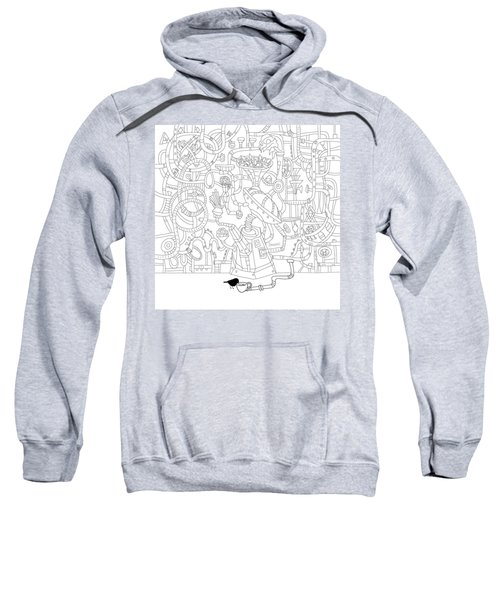 Two Worlds Sweatshirt