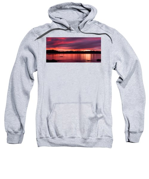 Twofold Bay Sunset Sweatshirt