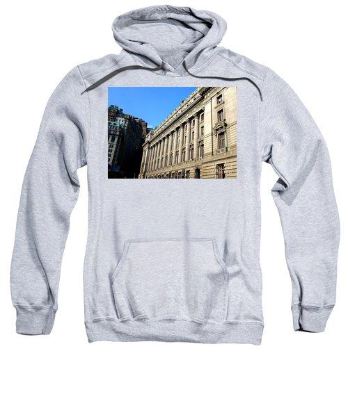 U S Custom House 1 Sweatshirt