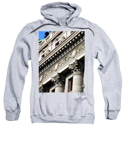 U S Custom House 2 Sweatshirt