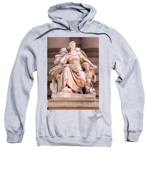 U S Custom House 4 Sweatshirt