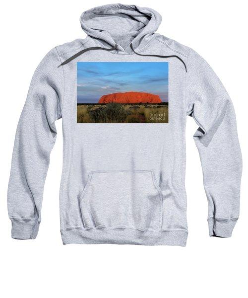 Uluru Sunset 03 Sweatshirt