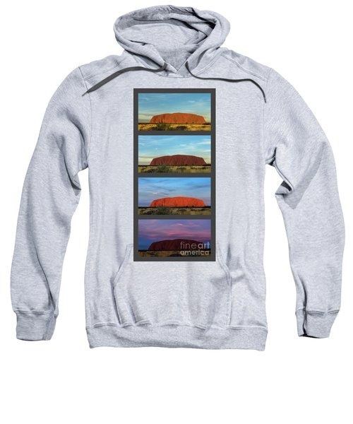 Uluru Sunset Sweatshirt