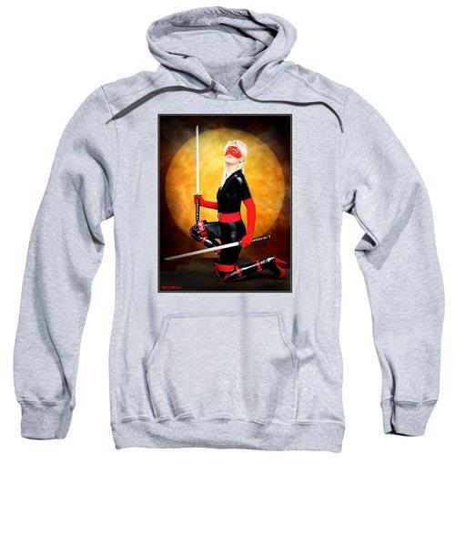 Under A Blood Moon Sweatshirt