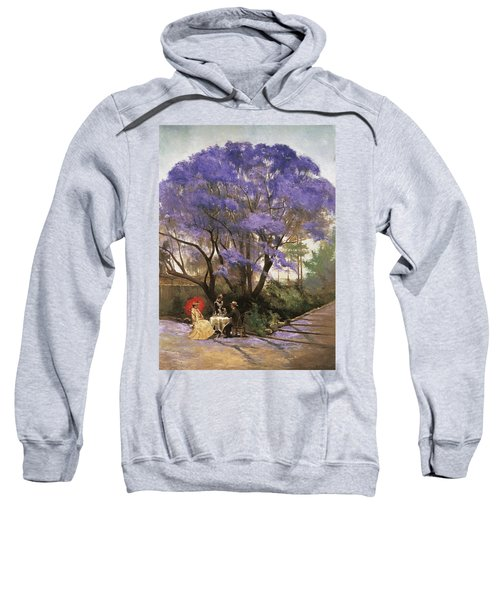 Under The Jacaranda 1903 Sweatshirt