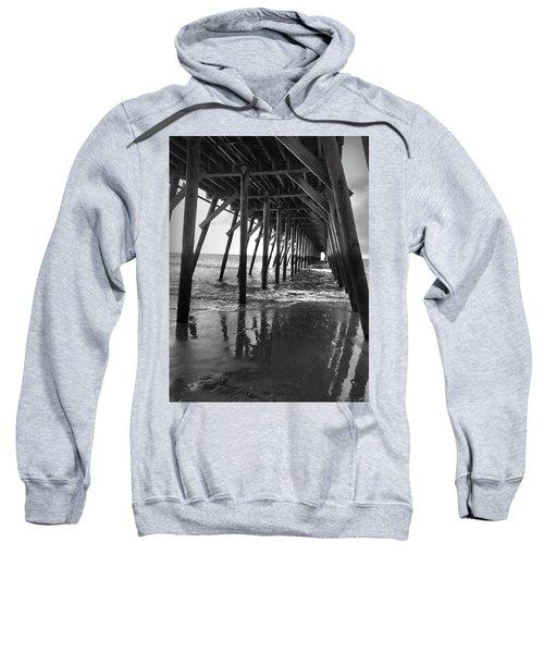 Under The Pier At Myrtle Beach Sweatshirt