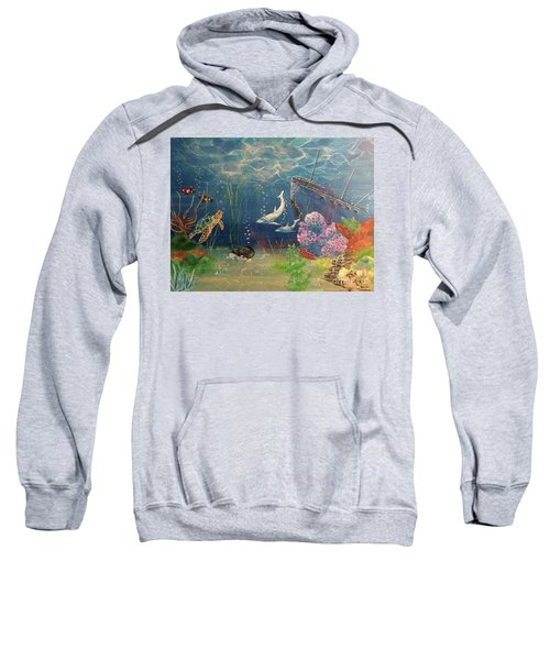 Under The Sea Sweatshirt
