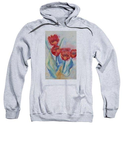 Undersea Tulips Sweatshirt