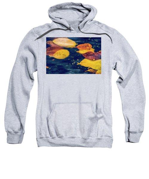 Underwater Colors Sweatshirt