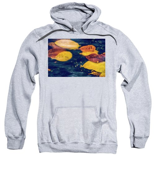 Underwater Colors Sweatshirt