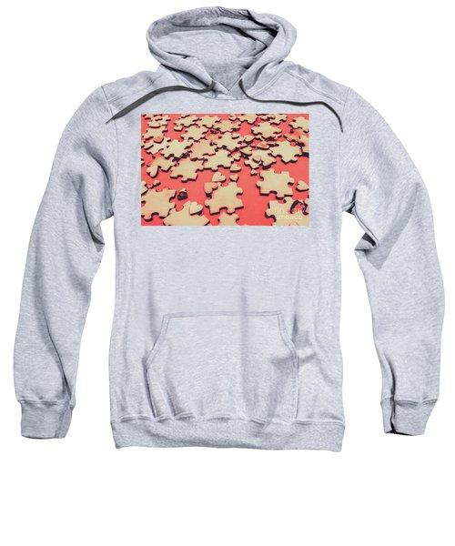 Unfinished Hearts Sweatshirt