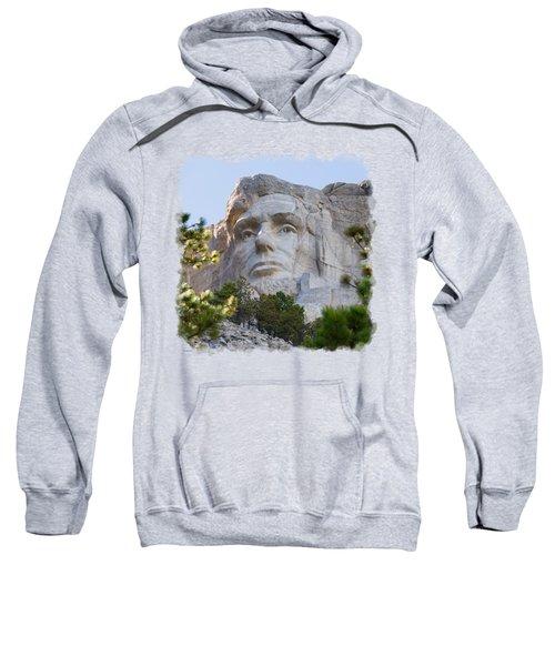 Unfinished Lincoln 3 Sweatshirt