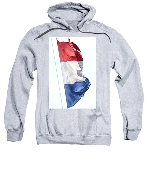 Sweatshirt featuring the photograph Unfurl 03 by Stephen Mitchell