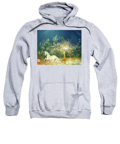 Unicorn Resting Series 2 Sweatshirt