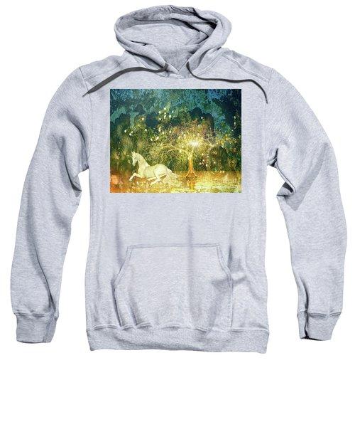 Unicorn Resting Series 3 Sweatshirt