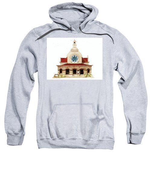 Unitarian Church - F.furness Sweatshirt
