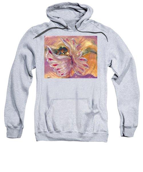 Universal Cacoon Sweatshirt