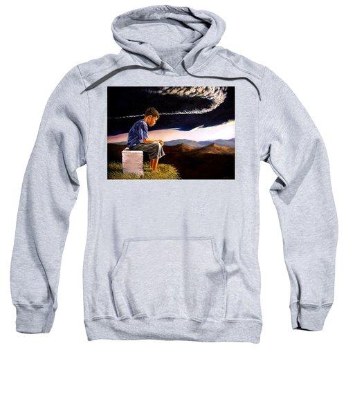 Unscarred Mountain Sweatshirt