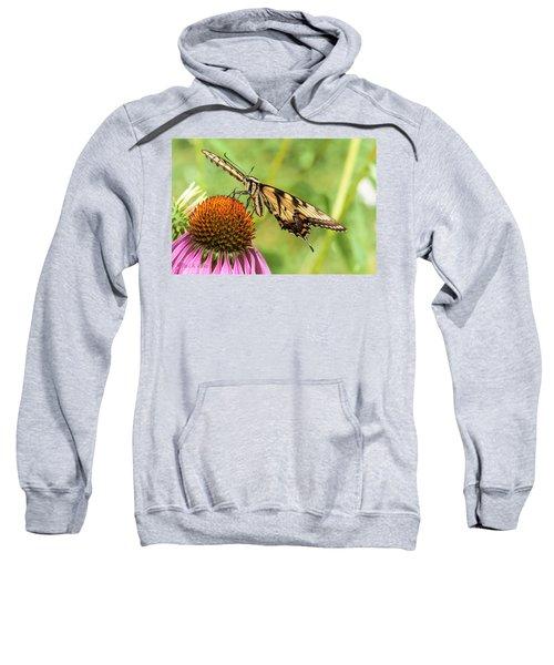 Untitled Butterfly Sweatshirt