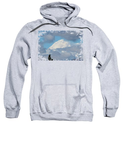 Up In The Clouds Sweatshirt by Di Designs