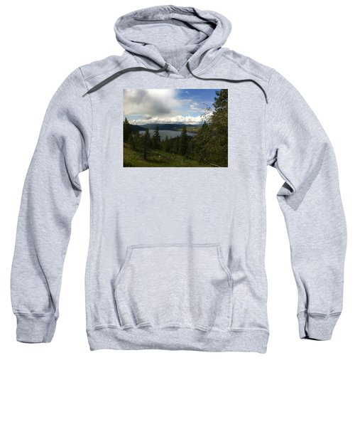 Up In The Mountains Sweatshirt
