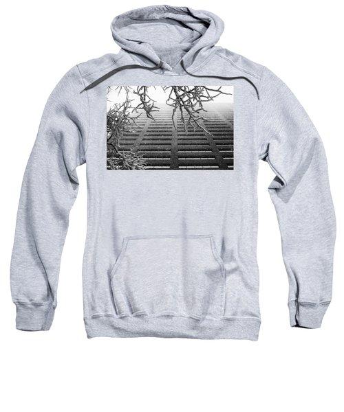 Up In The Snow Sweatshirt