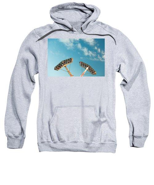 Up Side Down Sweatshirt