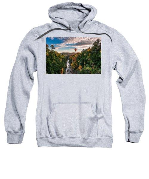 Up, Up And Away Sweatshirt