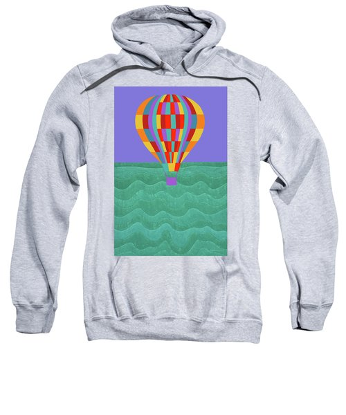 Up Up And Away Sweatshirt