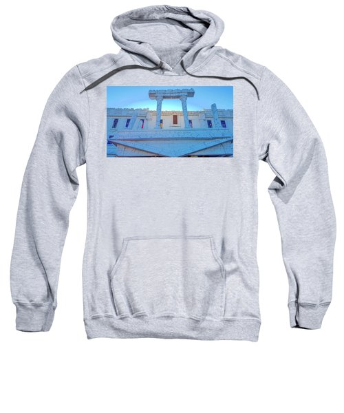 Upside Down White House Sweatshirt