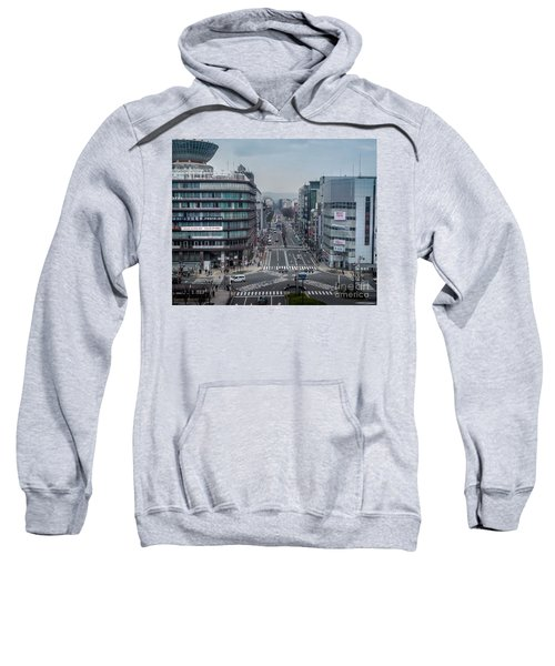 Urban Avenue, Kyoto Japan Sweatshirt