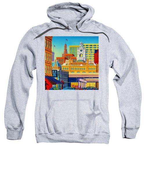 Urban Fugue Sweatshirt