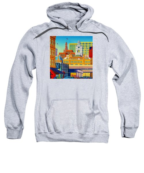 Urban Fugue Sweatshirt