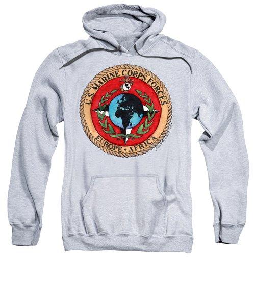 U.s. Marine Corps Forces Europe - Africa Sweatshirt
