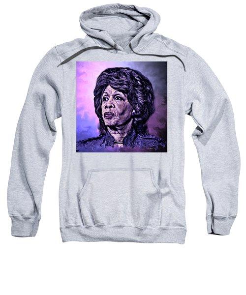 Us Representative Maxine Water Sweatshirt