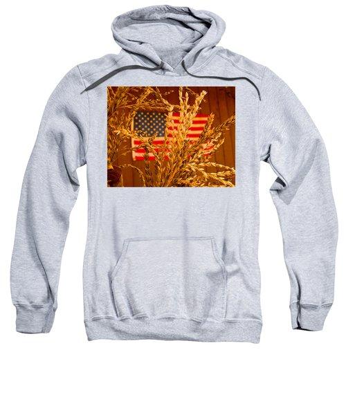 U.s. Wheat Sweatshirt