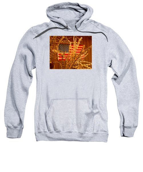 U.s. Wheat Sweatshirt
