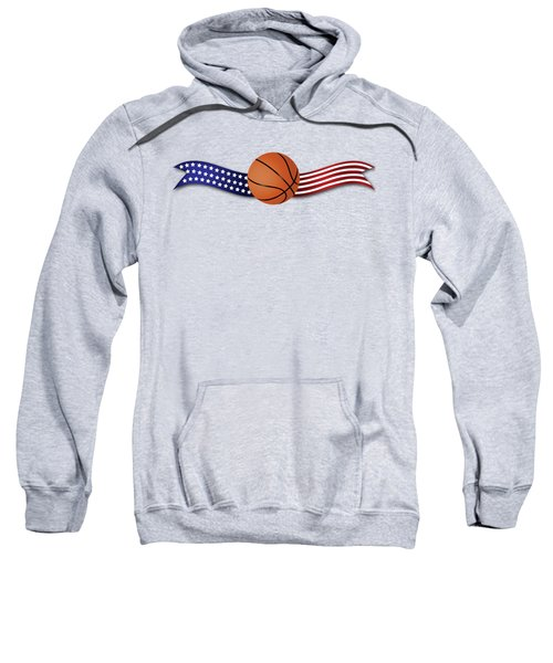 Usa Basketball Sweatshirt