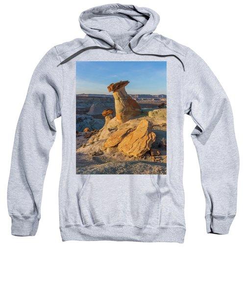 Utah Hoodoos At Sunset Sweatshirt