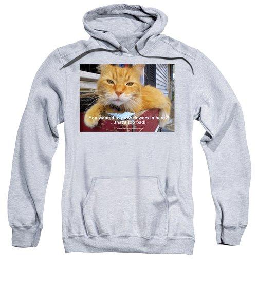 Utter Defiance Sweatshirt