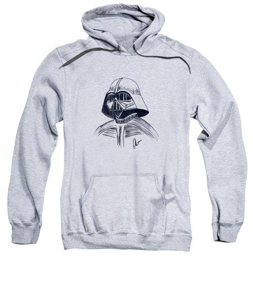 Vader Sketch Sweatshirt by Chris Thomas