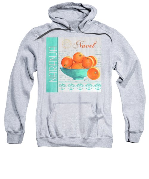Valencia 3 Sweatshirt