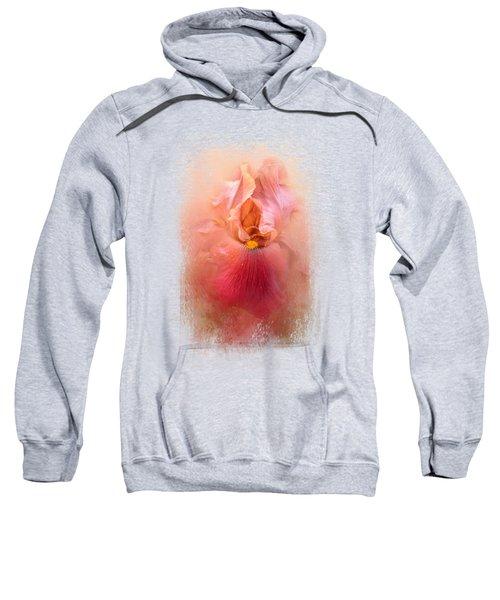 Valentine Iris Sweatshirt by Jai Johnson