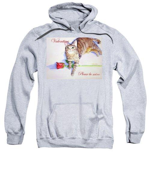 Valentine Mocha 1 Sweatshirt