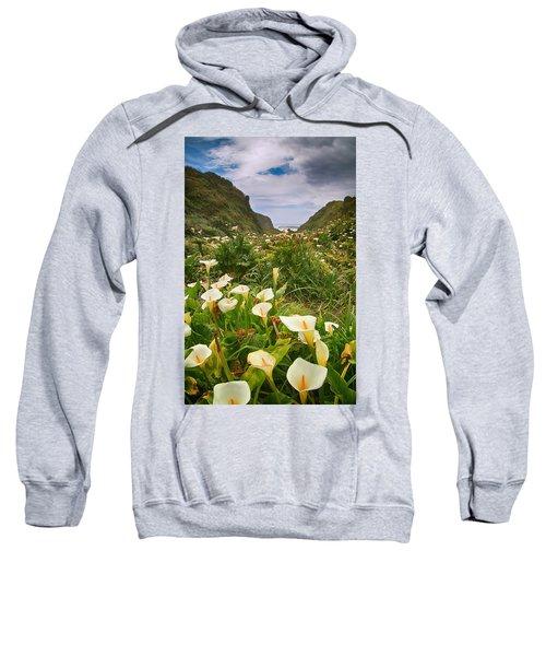 Valley Of The Lilies Sweatshirt