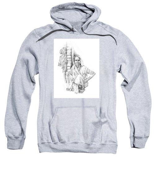 Varanasi Woman Sweatshirt
