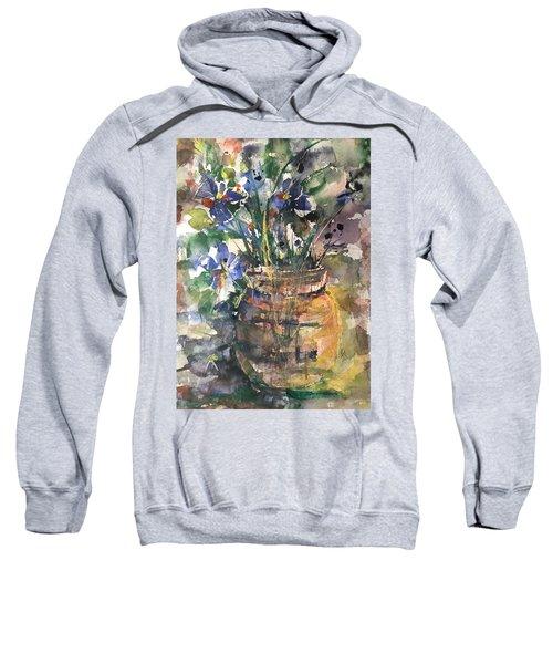 Vase Of Many Colors Sweatshirt