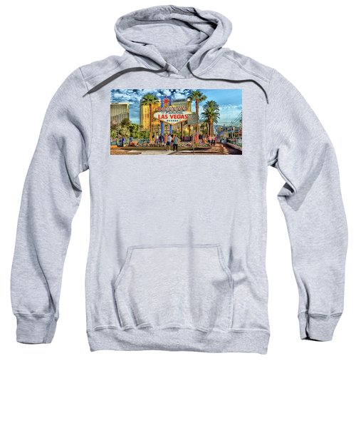 Vegasstrong Sweatshirt