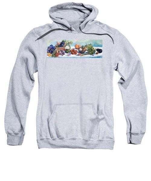 Veggies  Sweatshirt