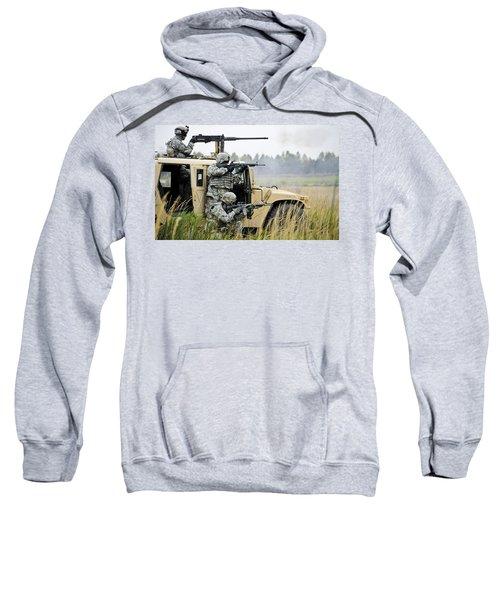 Vehicle Sweatshirt